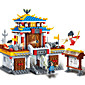 Action Figures  Stuffed Animals / Building Blocks For Gift  Building Blocks Model  Building ToyChinese Architecture / House / 4611