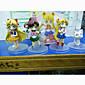 Sailor Moon Sailor Moon PVC 7cm Anime Action Figures Model Toys Doll Toy 1set 4611