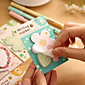 Cake Flower Self-stick Note(Random Color) 4611