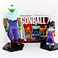 Dragon Ball Son Goku  Son Gohan PVC 14CM Anime Action Figures Model Toys Doll Toy 2PCS 4611
