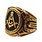 Men's Ring Statement Ring - Fashion Gold Ring For Daily Casual 4611
