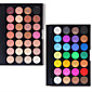 1Pcs 28 Professional Natural Pigment Matte Eyeshadow Pallet For Women Nude Make Up Palette Cosmetic Shimmer Makeup Eye Shadow Palette 4611