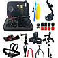 Accessory Kit Of Protective Case Monopod Tripod Case/Bags Screw Buoy Suction Cup Adhesive Mounts Straps Clip Hand Grips/Finger 4611