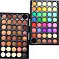 40Color/1Pcs Makeup Lots Glitter Matte Eyeshadow  Waterproof Bronzer Naked Palette Eye Shadow Nude Cosmetics 4611