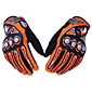 PRO-BIKER MCS-23 Safety Full Finger Gloves Wear-Resistant Wind-Proof Safety Protective Bike Bicycle Motorcycle Racing Protection - One Pair 4611