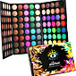 120 Colors Professional Eye Shadow Eyeshadow Palette Dry MatteGlitter SmokyColorful Eyeshadow Powder Daily Party Makeup Cosmetic Palette Set 4611