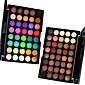 80 Colors Professional Eye Shadow Eyeshadow Palette Dry MatteGlitter SmokyColorful Eyeshadow Powder Daily Party Makeup Cosmetic Palette Set 4611