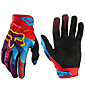 Fox Dirtpaw Radeon All refers to motorcycle gloves off-road gloves 4611