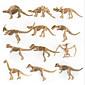 Action Figures  Stuffed Animals Animal Kid Plastics Animal 12 4611