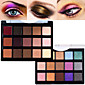 Pro 15 Color MatteShimmer Waterproof Eyeshadow Powder Kit Earth Tone Smoky Eye Shadow Makeup Cosmetic Palette 4611