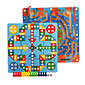 Wooden Puzzles Maze Maze Toys Plane Classic Theme Stress and Anxiety Relief Decompression Toys Classic Kids Adults' 2 Pieces 4611