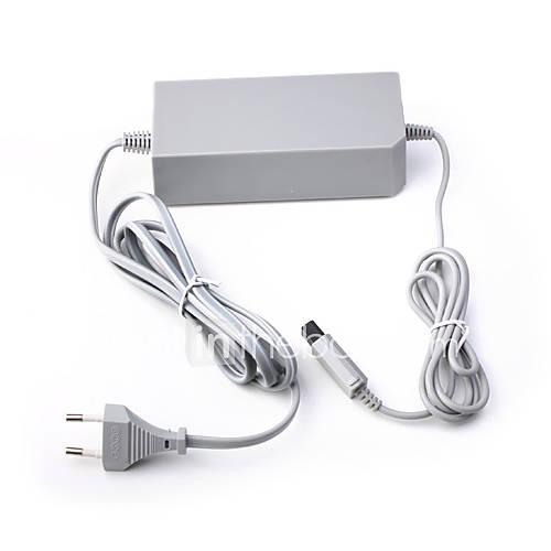 Adaptador de Corriente Europeo para Wii Descuento en Miniinthebox