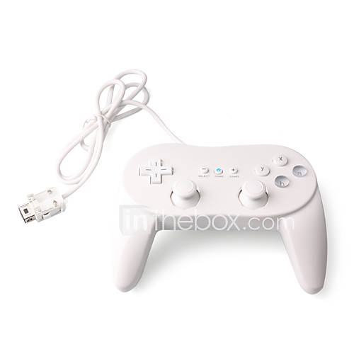 Mando Clásico con Agarre para Wii (Blanco) Miniinthebox por 7.83€