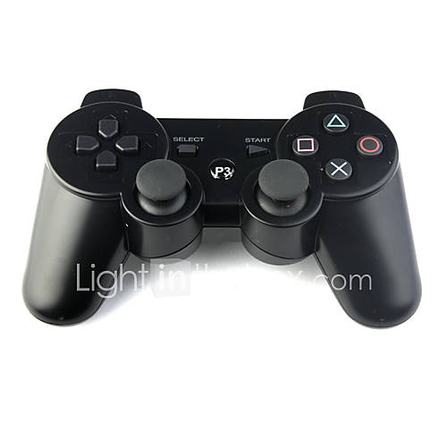 Mando USB Recargable para PlayStation 3 (Negro) Descuento en Miniinthebox