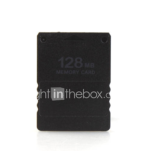 partida guardada la tarjeta de memoria de 128 MB para PS2 Descuento en Miniinthebox