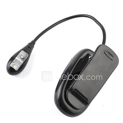 einstellbar helle 2 LED-Licht pc usb Schreibtischlampe