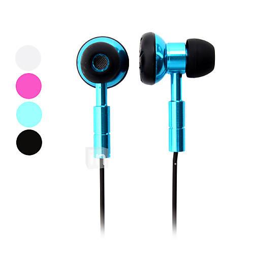 super-basse écouteurs intra-auriculaires pour iPhone 6/6 plus (couleurs assorties)