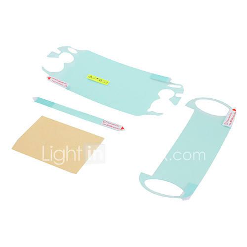 Screen Protector kit con panno per