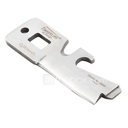 Timberline Design gravityknife mit einem Mantel und Schlüsselbund