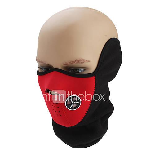 Outdoor-cs Thermo-Fleece halbe Gesicht Maske