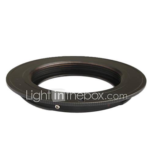 M42 Lens for Canon EOS EF 50D 450D 500D 1000D 5D Adapter