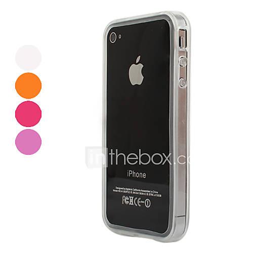 Anti-urto per iPhone 4 e 4S - Colori assortiti