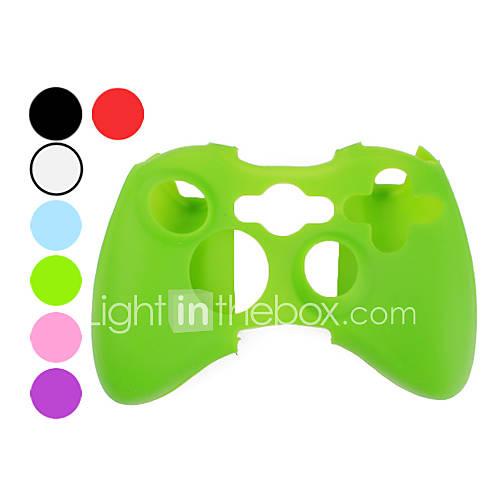 Funda de silicona protectora para el mando Xbox 360 (colores surtidos) Descuento en Miniinthebox