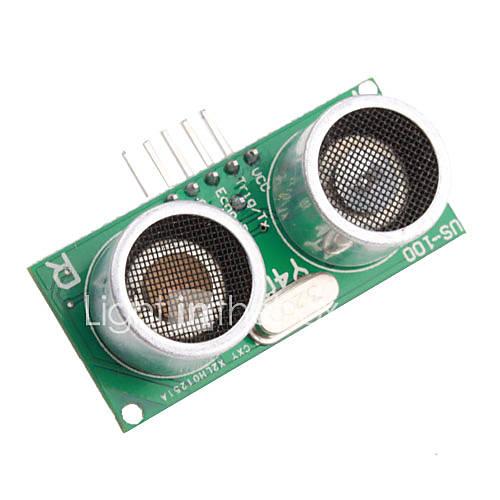 uns-100 Ultraschall-Sensor-Modul mit Temperaturkompensation Bereich für (für Arduino)