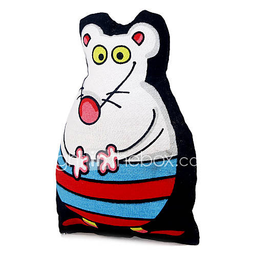 Big Pants mouse Catnip Toy Style