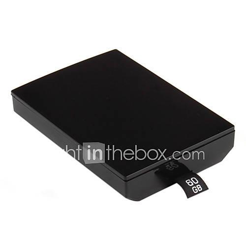 Plastica 60gb hard disk drive caso
