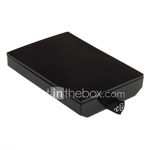 Plastica da 250 GB hard disk