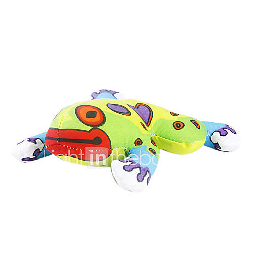 Ugly Frog Catnip Toy Style per