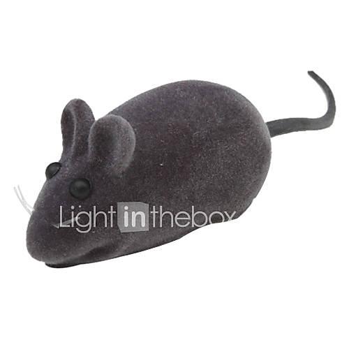 Stile cigolio del mouse giocattoli cat