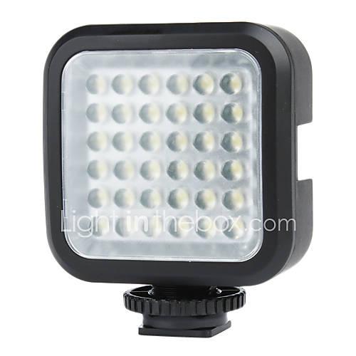 LED Video Licht VL009 für Olympus Kamera & Camcorder (4 w)