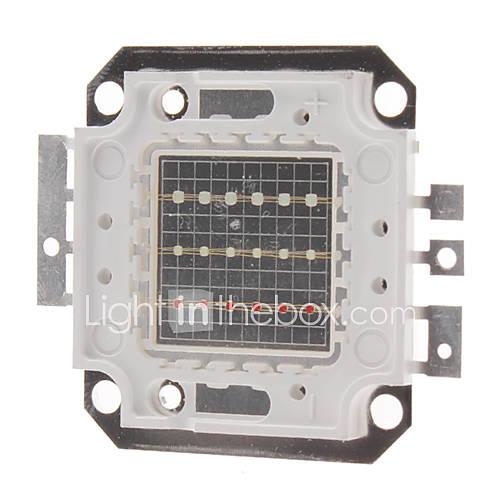Diy 20w Rgb Licht Plein Geintegreerde Led Emitter MiniInTheBox kopen