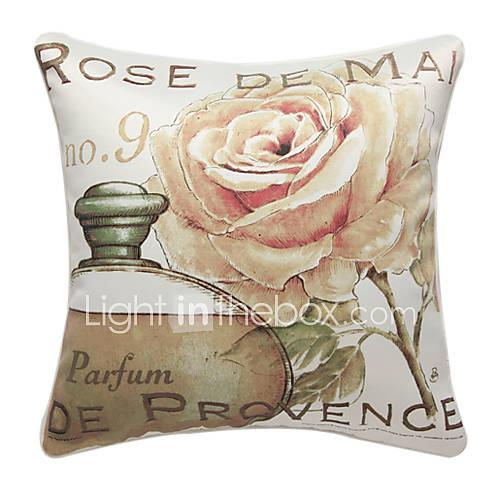 Country Roses ausdrucken dekorative Kissenbezüge