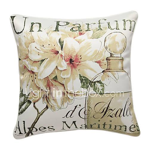 pastoralen lily Druck dekorative Kissenbezüge