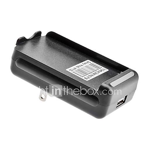 US Caricabatterie con uscita USB per
