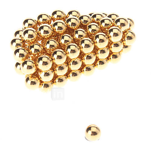 Magnet Toys Building Blocks Magnetic Balls 50 Pieces 5mm Toys Magnet Magnetic Sphere Gift