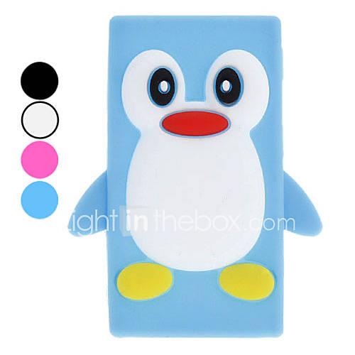 Bella Penguin Custodia Cartoon design morbido