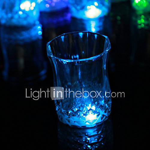 LED Flashing Pineapple Shaped Cup