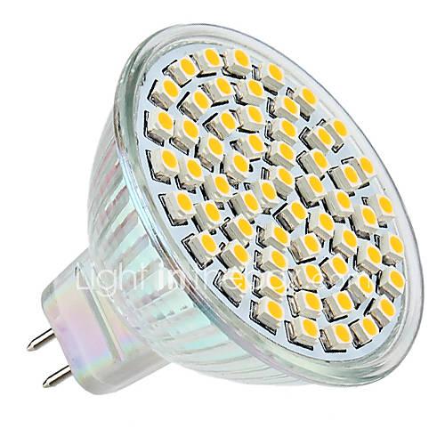 LED Spot Bulb 1W MR16 DC12-18V Cool White