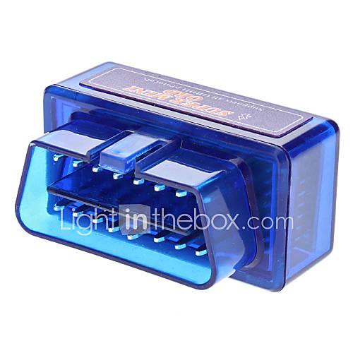 Super Mini Elm327 V1 5 Bluetooth Obd2 Obdii Car Auto Diagnose Scanner Tool MiniInTheBox kopen