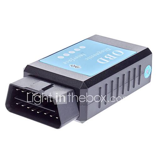 V1 5 Bluetooth Elm327 Obdii Obdii Obd2 Protocollen Auto Diagnose Scanner Tool MiniInTheBox kopen
