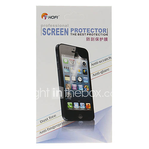 Protezione dello schermo professionale per iPod