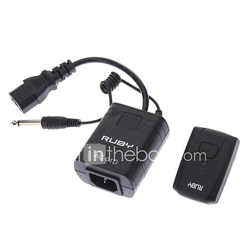 RUBIN AC-01D Flash Trigger für Kamera (Schwarz)