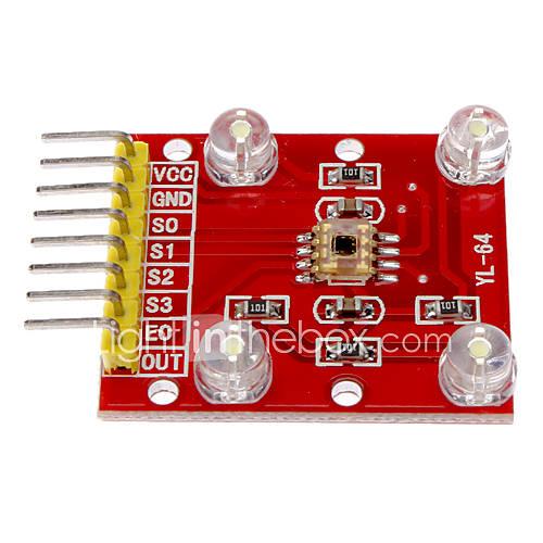 Farberkennung Module, TCS3200 Color Sensor, Farbe Module
