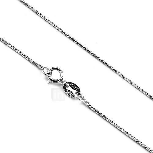 Moda S925 argento Starlight Collana dei