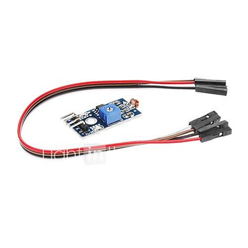 Photodiode Helligkeitssensor Module w / Anzeigen - Blau