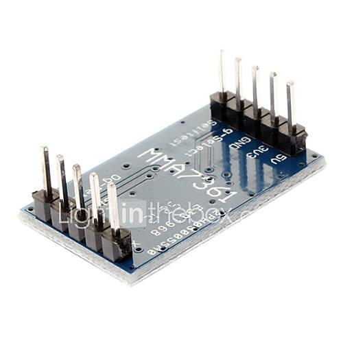 neue (für Arduino) MMA7361 Beschleunigungsmesser Modulneigung Neigungswinkel-Sensor